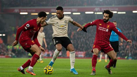 FA Cup draw: Man United, Liverpool to meet in fourth round ...