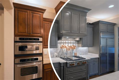 renew kitchen cabinets refacing refinishing cabinet refinishing south florida n hance wood 7725