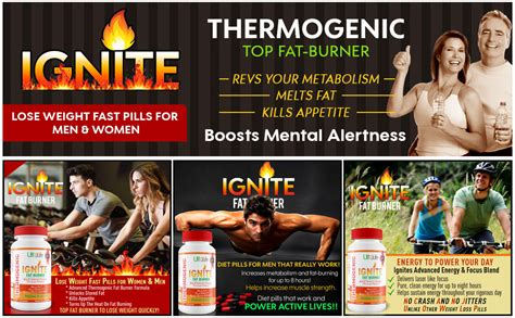 Ignite's 60 Day Fat Burning Weight Loss Diet