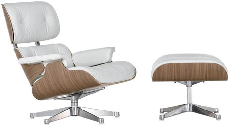Poltrona Eames Lounge Chair & Ottoman Di Vitra