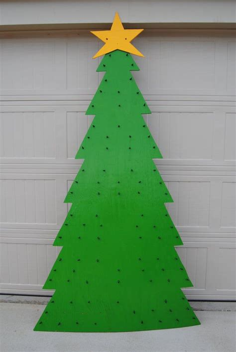 wooden christmas cutouts woodworking projects plans