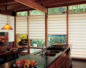Window, Covering, Ideas, With, A, 50, Shades, Of, Curtains, And, Sliding, Patio, Doors