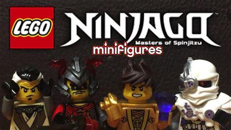 lego ninjago bricktober minifigures review neuro