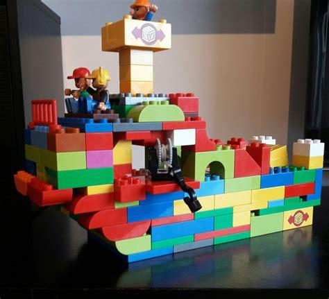 Lego Boat Duplo by Ferry Boat Duplo Lego Duplo Feel Creative