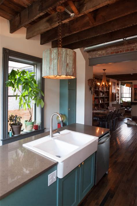 inspiring urban fairy tale eclectic kitchen