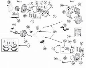 Jeep Wrangler Tj Brake Parts   U0026 39 97