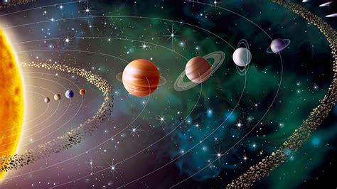 solar system digital wallpaper #space #earth #sun solar ...