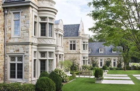 jacobean country home  greenwich ct  wadia associates