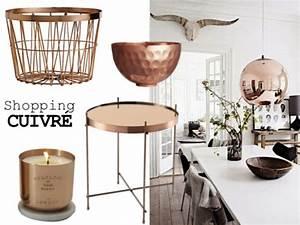 Deco Cuivre Rose : d co le cuivre by emy ~ Zukunftsfamilie.com Idées de Décoration