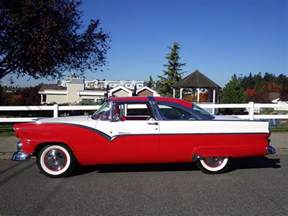 1955 FORD CROWN VICTORIA - 180577