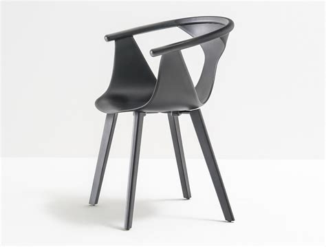 chaise pedrali fox armchair 3725 restaurant chairs from pedrali