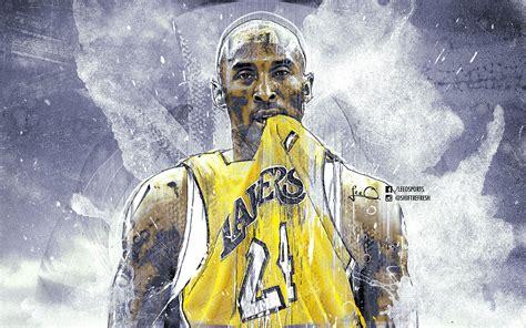 Bryant Animated Wallpaper - bryant lakers grunge brushes wallpaper basketball