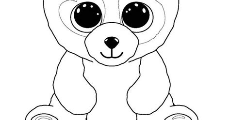 Kleurplaten Ty Beanie Boos by Beanie Boo Coloring Pages The Sun Flower Pages