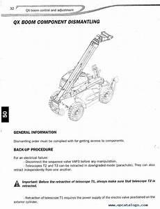 Manitou Mt1840 Workshop Service Manual 2007 Pdf Download