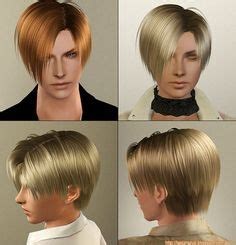 images   sims  hair downloads  pinterest