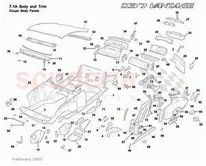 Aston Martin Db7 Vantage Coupe Body Panels Parts