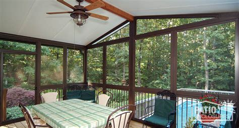 Patio Enclosures East Rochester Ny by 3 Covered Patio Features To Factor Into Your Design Ideas