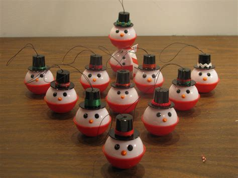 stylish christmas crafts original vicki bobber snowmen make them each unique with details on hats it s beginning