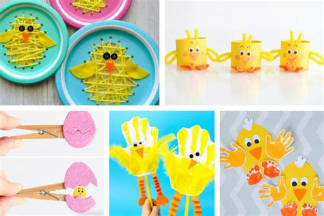 25 easter crafts for the best ideas for 218 | Easter Crafts for Preschoolers