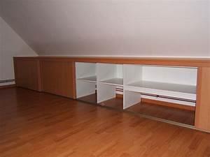 meubles sous combles mes combles With meubles pour sous combles