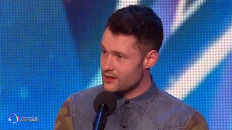 Calum Scott Amazing Audition With Dancing On My Own