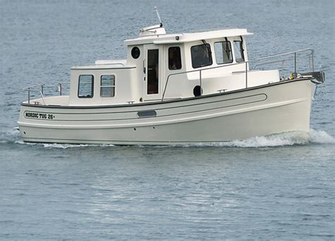 Nordic Boats News by Research 2014 Nordic Nordic Tug 26 On Iboats