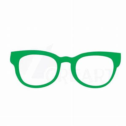 Glasses Hipster Clipart Nerdy Clip Clipartmag