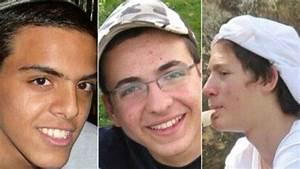 Bodies of three kidnapped teens found; Netanyahu calls ...