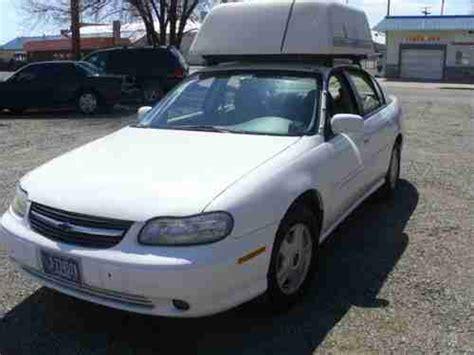 sell used 2001 chevrolet malibu braun chair topper