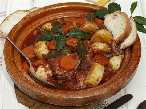 recipe the national dish of malta stuffat tal fenek