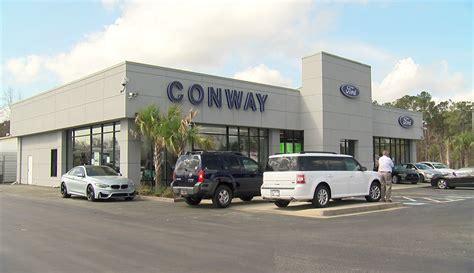 Conway Car Dealers   Best Car 2018