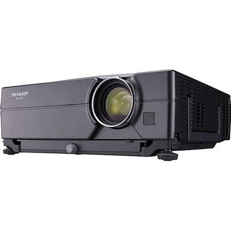 sharp xg p25x l sharp xg c465x l 3lcd projector xg c465x l b h photo video