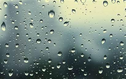 Rain Glass Drops Computer Texture Window Desktop