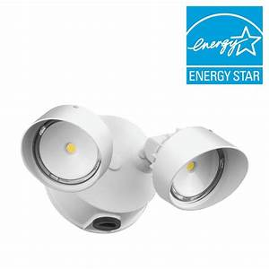 lithonia lighting white outdoor integrated led round wall With lithonia lighting dusk to dawn integrated outdoor led wall pack