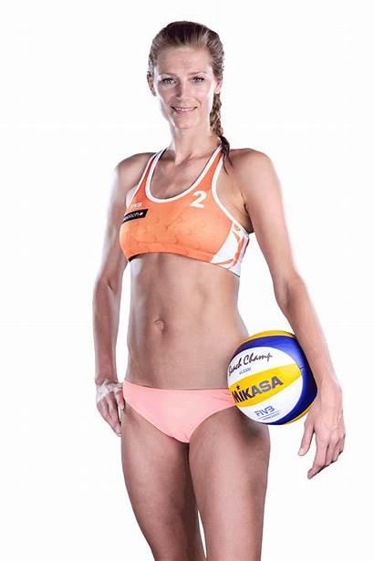 Volleyball Flier Manon Players Female Hottest Beach