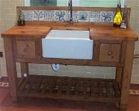 freestanding farmhouse kitchen sink 1000 images about stand alone sinks with different stands 3580
