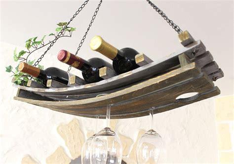 hängeregal der decke weinregal deckenregal holz 65cm h 228 ngeregal flaschenhalter flaschenregal decke ebay