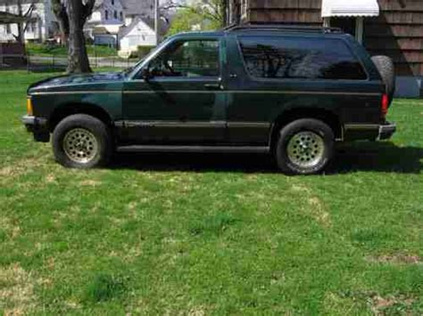 how cars run 1994 gmc jimmy regenerative braking sell used 1994 gmc jimmy sle sport utility 2 door 4 3l in youngstown ohio united states