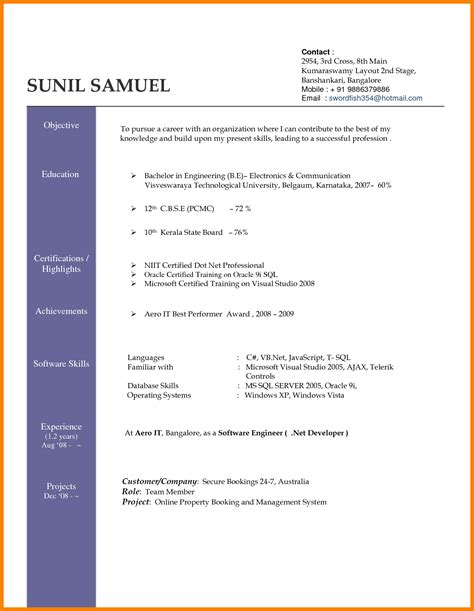 cv template   theorynpractice