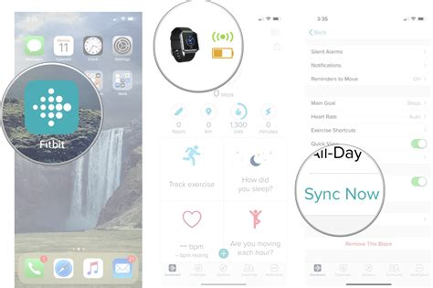 fitbit won t sync to your iphone here s the fix imore