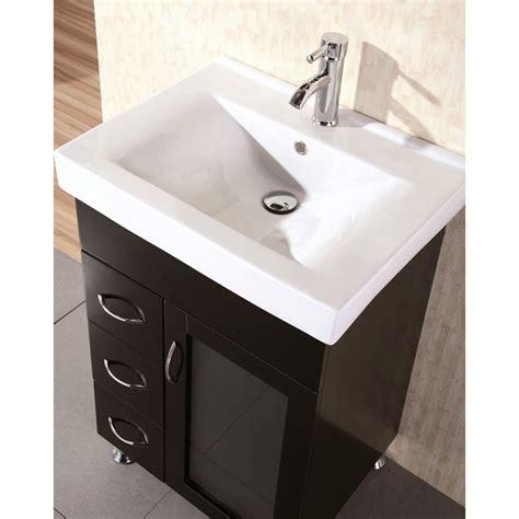 large single sink vanity martina 24 quot single sink vanity set zuri furniture