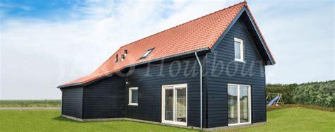 huis laten bouwen friesland kosten houten huis bouwen jaro houtbouw huizen pinterest