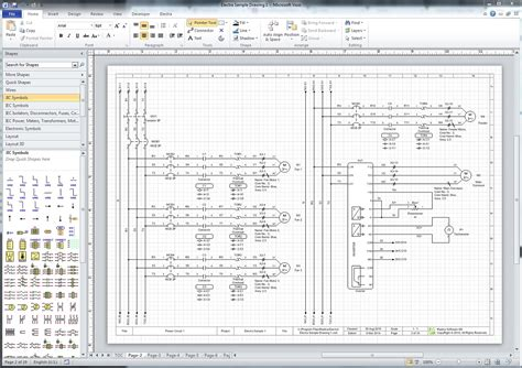 E Plan Electrical Drawing Image by Radica Software Rolls Out Subscription Based Pricing For