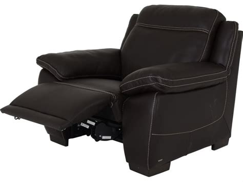 Natuzzi Editions Marco Electric Recliner Armchair