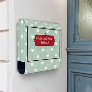Plaque Pour Boite Aux Lettres : la boite aux lettres design 40 id es ne pas manquer ~ Dailycaller-alerts.com Idées de Décoration