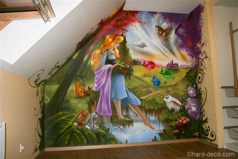 decoration chambre raiponce chambre de princesse disney