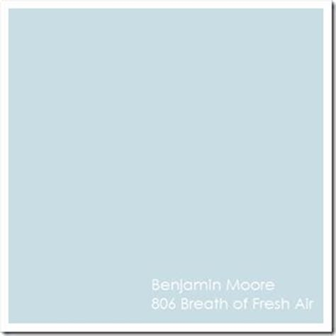 color of the year 2014 benjamin breath of fresh air
