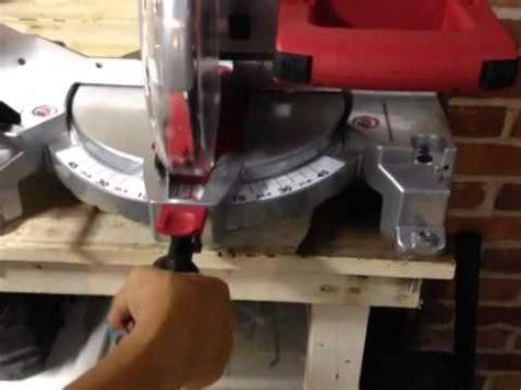 Skil Flooring Saw Model 3600 by Skil 3160 각도절단기 영점 조정방법 Doovi