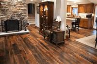 reclaimed wood floor 15 Reclaimed Wood Flooring Ideas For Every Room