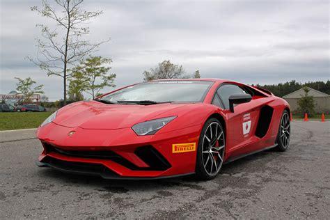 2017 Lamborghini Aventador S Track Test  Autoguidecom News